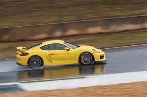 Porsche Gt 4 2016 Porsche Cayman Gt4 911 Gt3 Rs Drive Review