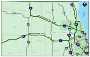 Chicago Tollway Map by Istha Move Illinois Program Civcon Services