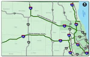 tollways map istha move illinois program civcon services