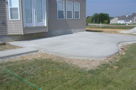Poured Concrete Patio by Poured Concrete Patio Ideas Poured Concrete Patio Ideas