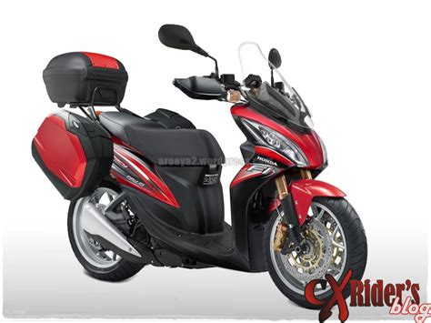 Modifikasi Motor Touring by Spacy Modif Touring Cxrider