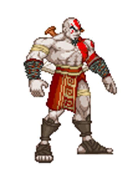imagenes gif videojuegos gifs animados de god of war