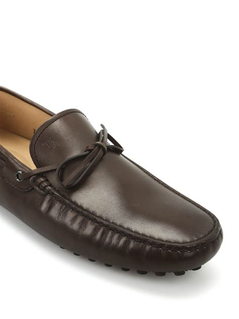 loafer laces leather loafers with laces by tod s loafers slippers