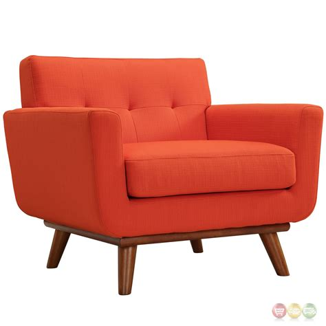 red mid century modern sofa engage modern 2pc upholstered button tufted sofa loveseat