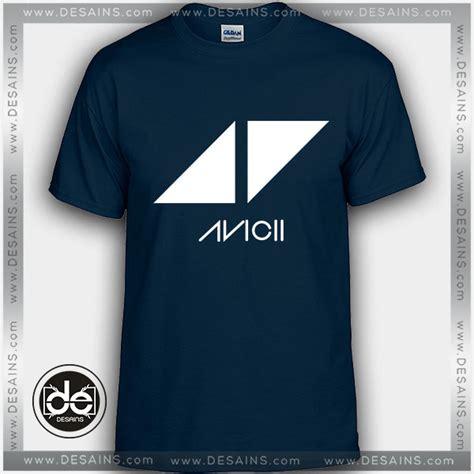 T Shirt Avicii Black buy tshirt avicii logo dj tshirt womens tshirt mens tees