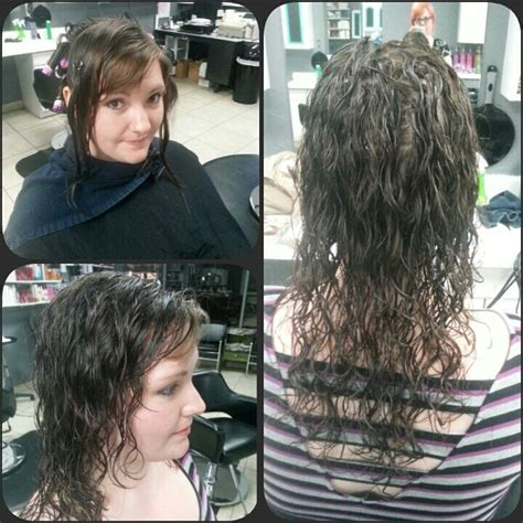 beach wave perm woburn ma 25 best ideas about permed long hair on pinterest perms