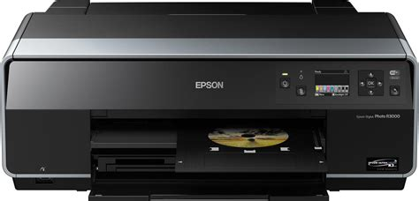 Epson Stylus Photo R3000 Printer A3 epson stylus photo r3000 a3 color inkjet printer