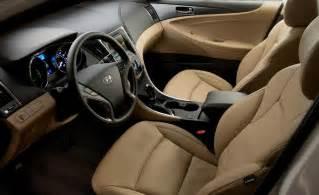 Hyundai Sonata Interior 2014 Car And Driver