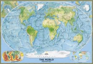 Detailed World Map by Physical World Atlas Bepic Hd Inspirations