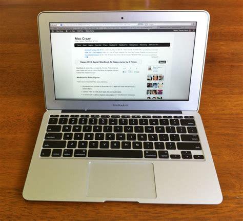 apple macbook air sale happy 2012 apple macbook air sales jump by 3 times mac