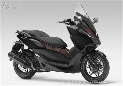 Motor Forza Forza 125 Nov Sktr Od Hondy Motorki Cz