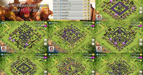 clash of clans layout editor not saving clash of clans top 10 player base layout gamelips