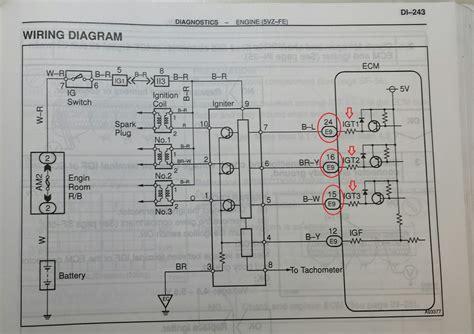 toyota 5vz fe wiring diagram wiring diagram with description