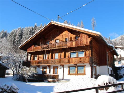 Self Catered Chalet Thoma Haus F 252 J2ski