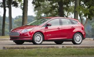 Electric Car Prices Uk 2017 2017 Ford Focus Electric Preview