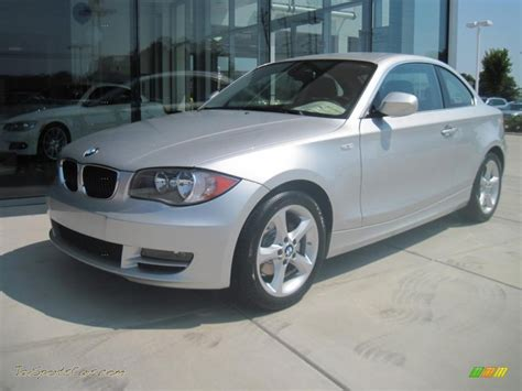 2011 Bmw 128i by 2011 Bmw 1 Series 128i Coupe In Titanium Silver Metallic