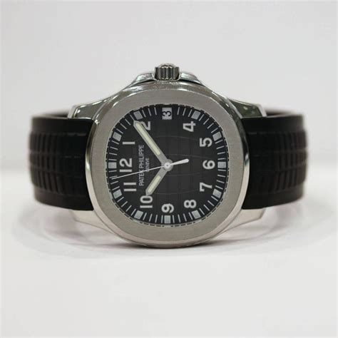 Patek Philippe On Stainless Steel Bracelet A 324 patek philippe stainless steel aquanaut automatic wristwatch ref 5165a 001 at 1stdibs