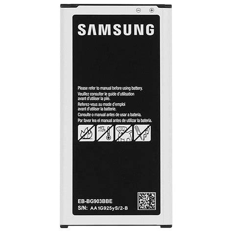 Samsung Galaxy S5 Original Battery Eb Bg900bbusta 2800mah samsung battery eb bg903 оригинална резервна батерия 4 4v 2800mah за samsung galaxy s5 neo