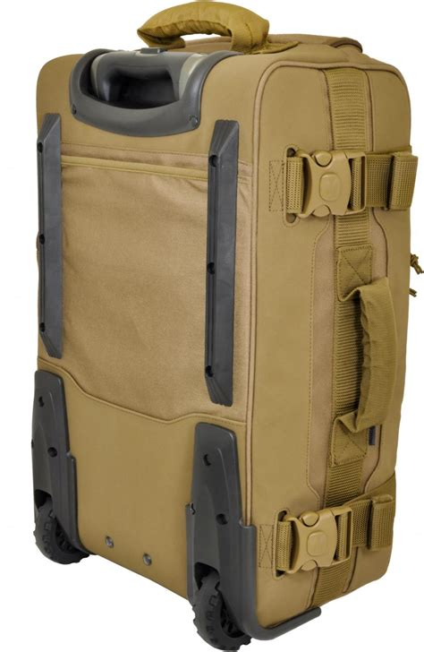 rugged carry on luggage hazard 4 air support rugged rolling carry on luggage coyote knifecenter lug arsp cyt