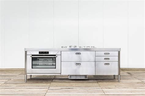 kitchen island 250 with built in extractor alpes inox