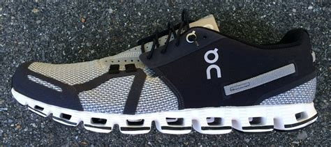running on the shoes on the cloud running shoe review