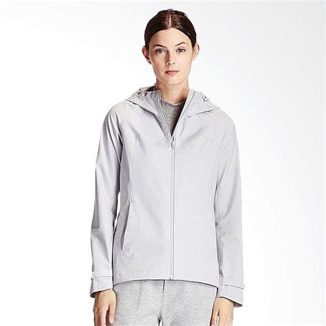 Jaket Parka Grey jual uniqlo parka blocktech jaket wanita grey