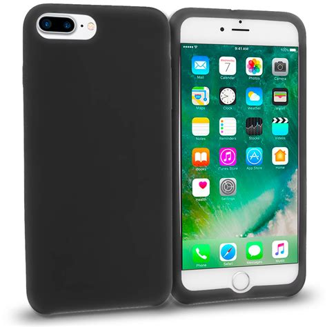 Iphone X 10 Ten Silicone Casing Soft Jelly Original for apple iphone 7 7 plus silicone rubber soft