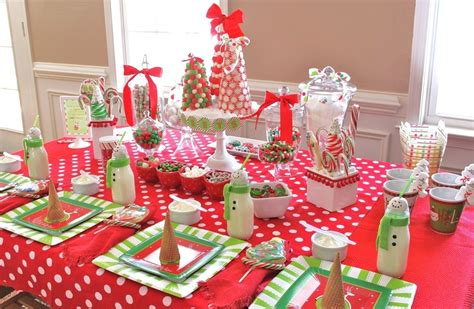 xmas party savvy deets party boutique sweet kids christmas party ideas