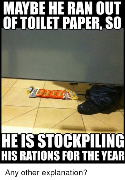 toilet meme 25 best memes about out of toilet paper out of toilet