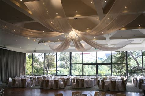 Ceiling Drape by Ceiling Draping Melbourne Wedding Designers