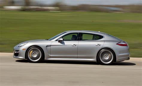 2012 Porsche Panamera Turbo S Photo