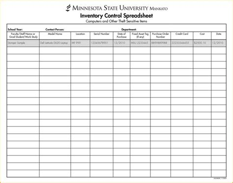 Hotel Inventory Spreadsheet And Linen Inventory Template Pccatlantic Spreadsheet Templates Hotel Inventory Template