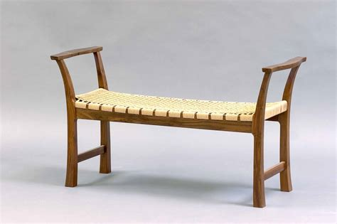 college bench sitting bench 171 college of the redwoods fine furniture