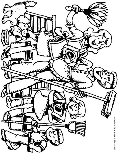 printable coloring pages jobs career pages coloring pages