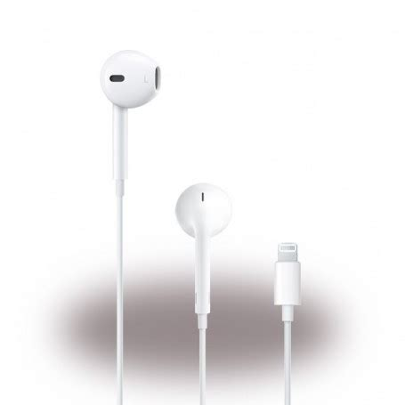 Earpod Earpods Earphone Headset Iphone 8 8 Plus Iphone X Original apple earpods mmtn2zm a in ear headset headphone iphone x 8 8 plus 7 7 plus 6s 6s plus