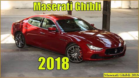 New Maserati Ghibli by Maserati Ghibli 2018 New 2018 Maserati Ghibli Reviews