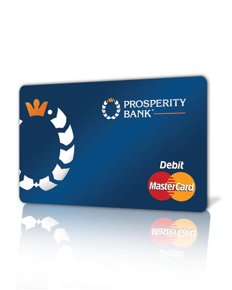 Wedding Card Like Atm by Prosperity Bank Mastermoney Card