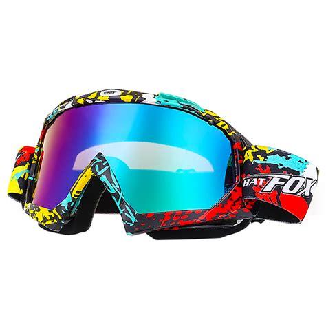 New Model Goggle Masker Mask Modular Shark Sepeda Motor Motocross new fox ski goggles anti fog mask glasses skiing