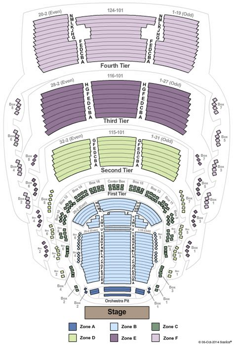 adrienne arsht center seating chart miami ziff opera house at the adrienne arsht center tickets