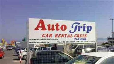 autotrip location cheap car rental heraklion crete airport