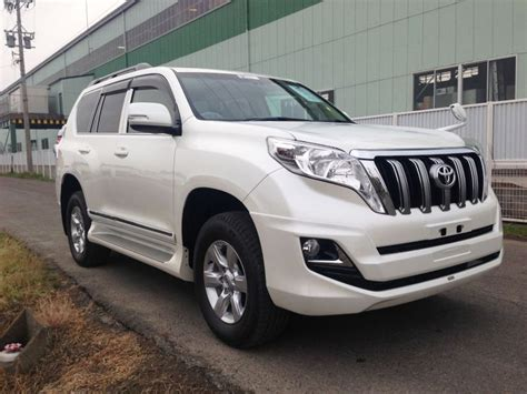 toyota land cruiser prado for sale in usa toyota land cruiser prado prado modellista 2017 used for