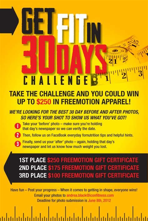weight loss challenge flyer template office weight loss challenge flyer dianews