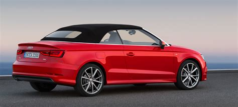 2017 audi a3 convertible audi a3 cabriolet facelift india launch price specs