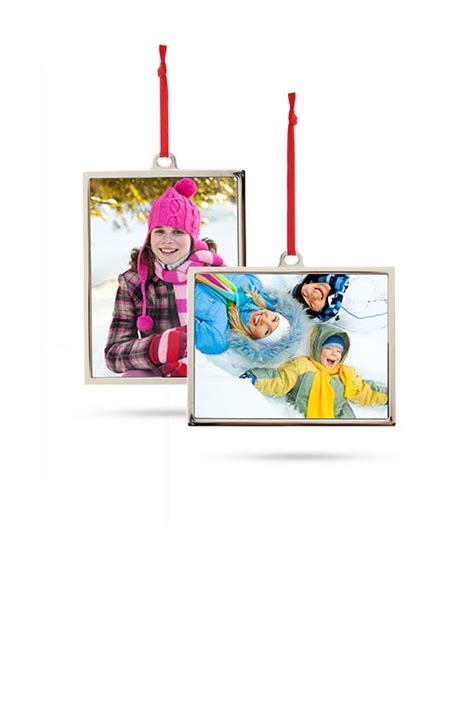 walgreens musical christmas large ornament photo ornaments personalized ornaments walgreens photo