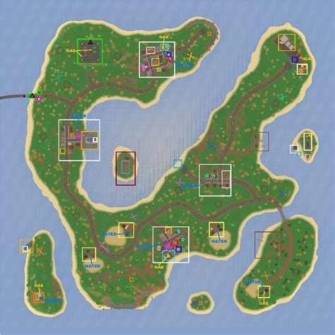 unturned big boat steam community gids unturned 3 14 11 0 spawns maps
