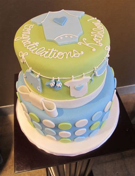 Cakes For Baby Showers by Best 25 Baby Boy Cakes Ideas On Baby Shower