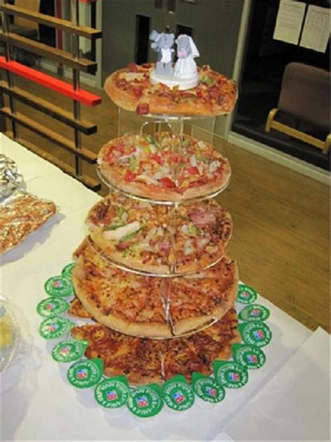 Pizza Decorations Supplies by 25 Best Ideas About Pizza Wedding Cake On