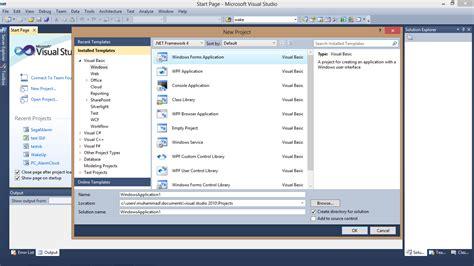 membuat aplikasi ios dengan visual studio membuat aplikasi alarm dengan visual basic 2010 vb net