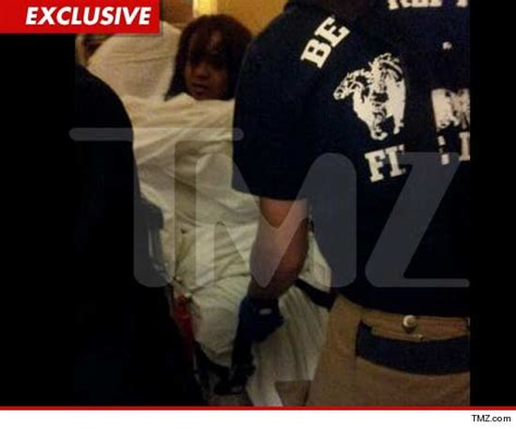 whitney houstons daughter bobbi kristina was rushed to bobbi kristina hospitalized whitney houston s daughter