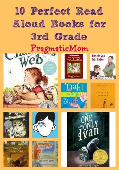 10 read aloud books for 3rd grade third grade